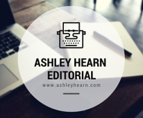 Ashley Hearn Editorial Logo